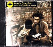 MARTIN CAMPBELL- Historical Tracks-The Foundation Best of 1978-81 NEW CD Reggae