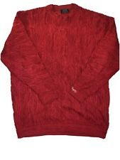 coogi sweater and Hat Red 4xl