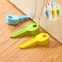 Silicone Rubber Door Stopper Key Shape Home Decor Baby Finger Safety Protection