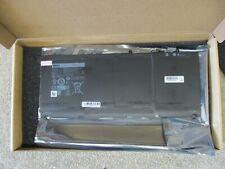 NEW Genuine Dell XPS 13 9350 9343 Laptop Battery 13D-9343 JD25G JHXPY 90V7W 52W