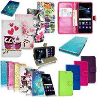 For Motorola Moto E5 / E5 Plus / G6 Play-Luxury Leather Wallet Flip Case Cover
