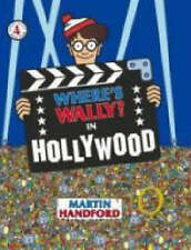 NEW PAPERBACK WHERE'S WALLY? IN HOLLYWOOD BOOK 4