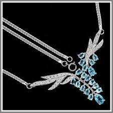 Handmade Natural Topaz Fine Necklaces & Pendants