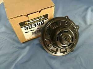 Ford Escort Mercury Tracer 1991-2002 Blower Motor Parts Master # 35399