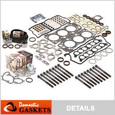 95-04 Toyota 3.4L Head Gasket Set+Head Bolt&Timing Belt Kit-GMB Water Pump 5VZFE