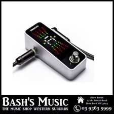 DADDARIO PLANET WAVE CHROMATIC PEDAL TUNER PW-CT-20