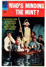 WHO'S MINDING THE MINT in VF+ 1967 DELL Movie Classic 12-924-708 comic