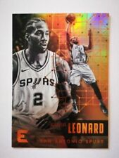 Cartes de basketball moderne (1970-auj.) San Antonio Spurs
