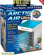 Ontel Arctic Air Ultra Evaporative Portable Air Conditioner Cooler Led Light tv