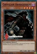 ♦Yu-Gi-Oh!♦ Chevalier Armageddon (Knight) : DASA-FR040 -VF/Super Rare-