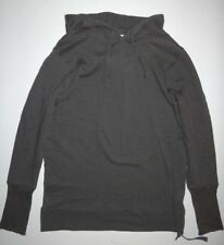 New Volcom Mens Bridge Pullover Fleece Snowboard Hoodie Large