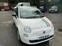 Fiat 500 limited edition immaculate  2010