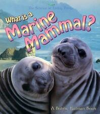 What is a Marine Mammal? (The Science of Living Things)