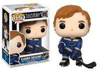 Funko Pop! NHL Vladimir Tarasenko St. Louis Blues #15 Brand New!