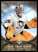 2007-08 Upper Deck Ovation Marc-Andre Fleury #62