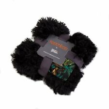 BIZZI GROWIN KOOCHICOO JUNGLE ROAR FLUFFY BABY BLANKET