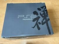 Sony PlayStation 2 Console SCPH-37000 B ZEN Black Color with BOX and Manual