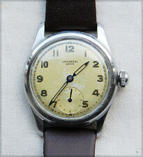 UNIVERSAL – Geneve -1950's – sub dial – cal 262 - Mens Wrist Watch