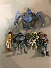 Lot of Ben 10 Alien Force Ultimate Alien/robot figures