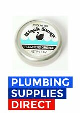 * Black Swan - Plumbers Grease 1oz - 4095