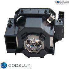 codalux Modul Ersatzlampe für Epson ELPLP42 EB-400W EB-X56 EX-90EMP-822 EMP-400W