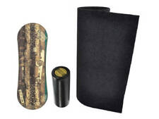 Trickboard Classic Trip Vip + Roller + Carpet - Indo Board Rollerbone Balance