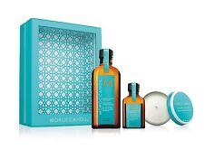 Moroccanoil Treatment set Mit Kerze