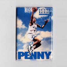 "ANFERNEE HARDAWAY / PENNY - 2"" x 3"" FRIDGE MAGNET nike costacos poster magic nba"