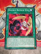 Carte YU GI OH DOUBLE RETOUR XYZ CBLZ-FR056 x 3