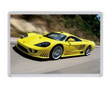 Saleen S7 Hypercar Fridge Magnet Birthday Fathers Mothers Day Christmas Gift