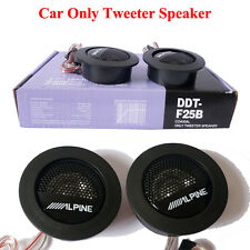 Mini Dome Car Super High 60w Loud Tweeter Power Audio Tweeters Frequency 2 New