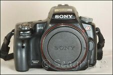 Sony Alpha SLT-A33 14.2MP Digital SLR Camera - Black (Body Only) - EX Plus Cond