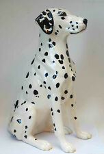 "Vintage Royal Doulton Large 14"" Dalmatian Dog Porcelain"