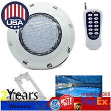 Rgb Led Underwater Fountain Swimming Pool Light Ip68 Waterproof Spa Lamp 12V 36W