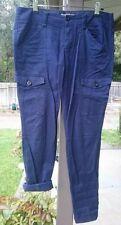 Esprit Cargo Regular Size Pants for Women