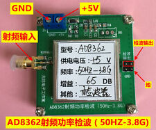 AD8362 50HZ-3.8GHZ,RF Radio frequency Detector / power detection /RMS detector,