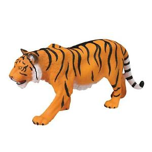"""LED Lighted Tiger Table Lamp - Sculpted Tiger Accent Lamp, 6.5""""h x 14.5""""l x 4""""w"""