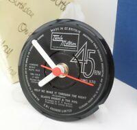 TAMLA MOTOWN CLOCK - GLADYS KNIGHT & THE PIPS - An actual Vinyl Record Single