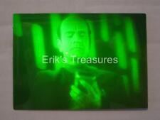 Star Trek Voyager Holographic Doctor Hologram Card GREEN TINT NEAR MINT!!