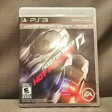 Need for Speed Hot Pursuit Limited Edition Sony PlayStation 3 PS3 Video Game