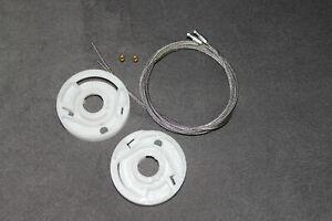 VW T5 Führungsschiene elektrische Schiebetür Reparatursatz Seilzug Seite Rechts