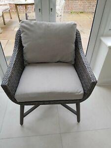 Kettler LaMode Rattan Lounge Chair