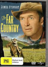 THE FAR COUNTRY - JAMES STEWART NEW SEALED ALL REGION DVD