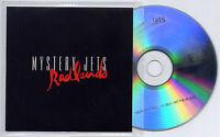 MYSTERY JETS Radlands 2012 UK 11-trk promo test CD
