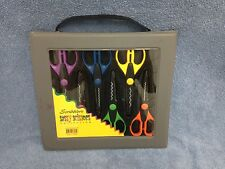Scribblers Sassy Scissors Collection Plus Bonus 500 Piece Puzzle