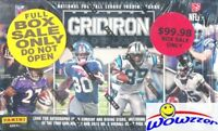 2012 Panini Gridiron Football Factory Sealed HOBBY Box-4 AUTOGRAPH/MEMORABILIA
