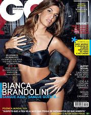 GQ Magazine Portugal September 2013 Bianca Brandolini NEW