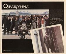 """1979 The Who """"Quadrophenia"""" Album Promo Ad"""