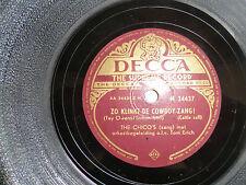 The Chico's, Zo klinkt de cowboyzang!, Tennessee polka