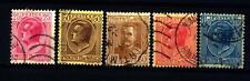 MONACO - 1924/1929 - Principe Luigi II